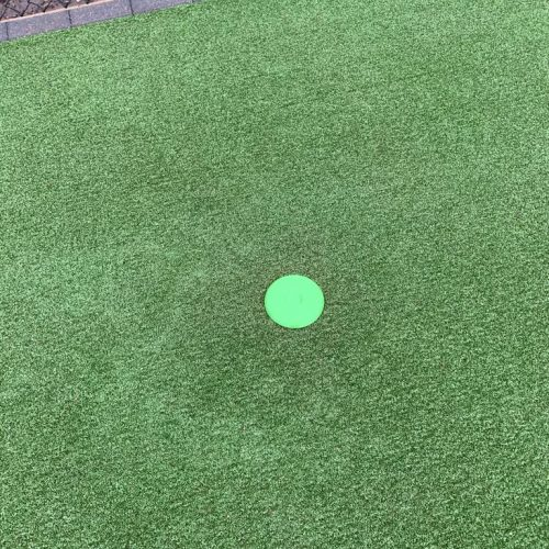Golf Green Putting Hold with Lid 2